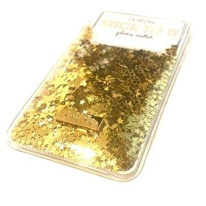 Oh My Stars Confetti Phone Wallet